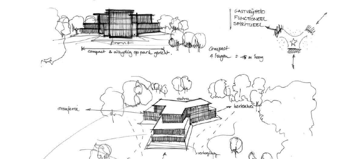 Hydepark tekeningen